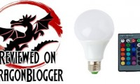 SuperNight 9w Led House Light Bulb Review!