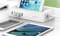Win an ORICO Power Strip Surge Protector with 5 USB Charging Ports
