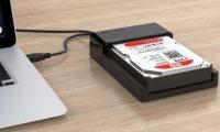 ORICO Tool Free SATA USB Hard Drive Enclosure Giveaway