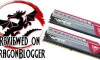 Patriot Viper Elite DDR4 8GB / 16GB 3000MHz Dual Channel Kit Review