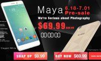 Bluboo Maya Android Smartphone Presale