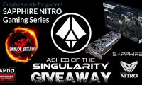 Enter to Win Ashes of the Singularity PC Game