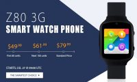 Z80 3G Smart Watch Phone Sale over at Gearbest