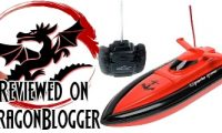 Babrit F1 High Speed RC Boat Remote Control Electric Boat Review