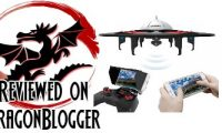 UDI U845 WiFi Predator Drone Review