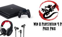 Enter To Win The PlayStation 4 Pro Prize Pack