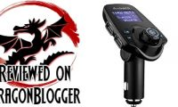 Anbero Bluetooth FM Transmitter Review