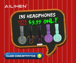 Ailihen Headphones