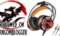 Honstek G6 PC PS4 Xbox One Gaming Headset Review