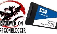 Western Digital's WD Blue 500GB WDS500G1B0A SSD Review