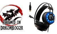 AOSO J9 USB Gaming Headset Review