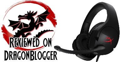 HyperX CLOUD Stinger Gaming Headphones Review