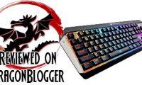 Cougar Attack X3 RGB Mechanical Gaming Keyboard Review