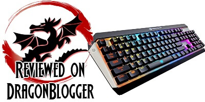 Cougar Attack X3 RGB Mechanical Gaming Keyboard Review