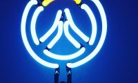 Overwatch Neon Light by FanFit Gaming Showcase