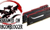 Apacer Blade DDR4 3000MHz CL16 RAM Review