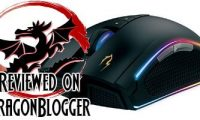 Gamdias Zeus P1 LED Gaming Mouse Review