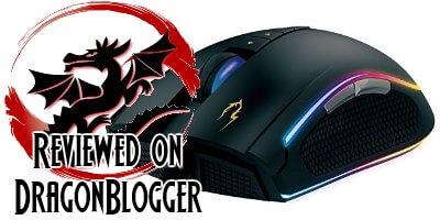 Gamdias Zeus P1 12000 DPI RGB Gaming Mouse