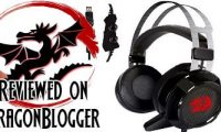 Redragon H301 Siren 2 Gaming Headset Review