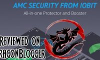 IObit AMC Security All-in-One Security & Booster Review and Giveaway