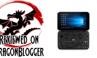 Showcasing the GPD WIN GamePad Tablet PC