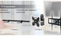 Arctic Launches TV Basic and TV Flex Wall Mounts
