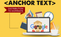 Correct Anchor Text Distribution to Dominate Google