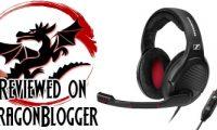 Sennheiser PC 373D 7.1 Gaming Headphone Review