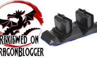 MegaDream Gaming Dual Charging Station Dock With Rechargeable Battery Pack For Xbox One Review!