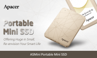 Apacer ASMini: The Pocket-sized SSD Offering Huge in Small