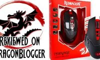Redragon M690 Wireless Gaming Mouse Review and Giveaway