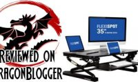 "FlexiSpot 35"" Wide Standing Desk Riser Review!"