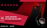 BIOSTAR Announces New AMD RADEON RX 500 GPUs