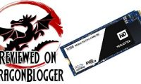 WD Black 512GB PCIE NVMe SSD Review