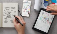 The Rocketbook Wave Smart Notebook: Microwave Erase Your Notes