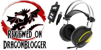 Gamdias Hebe M1 7.1 Surround Sound Gaming Headset