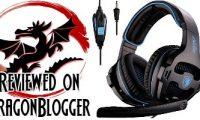 SADES SA-810 Gaming Headset Review