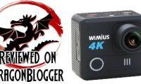 WIMIUS Action  Camera Review!