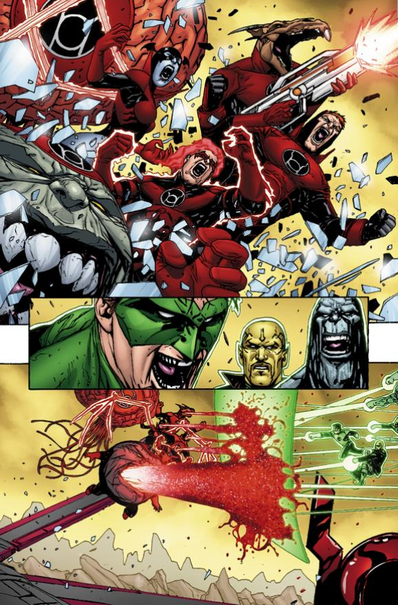 Red Lanterns #24 Preview