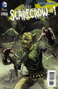 Detective Comics 23.3 Scarecrow