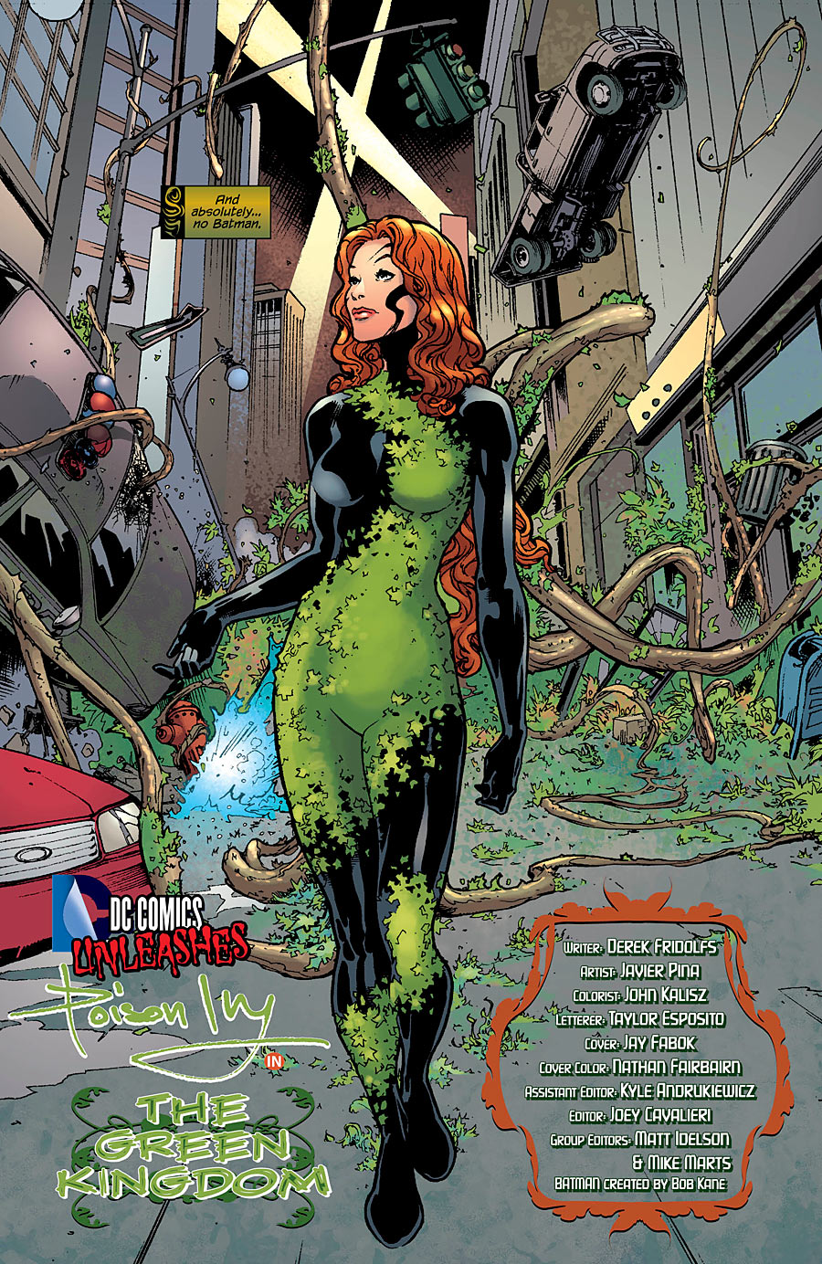 review detective comics 231 poison ivy dc comics news