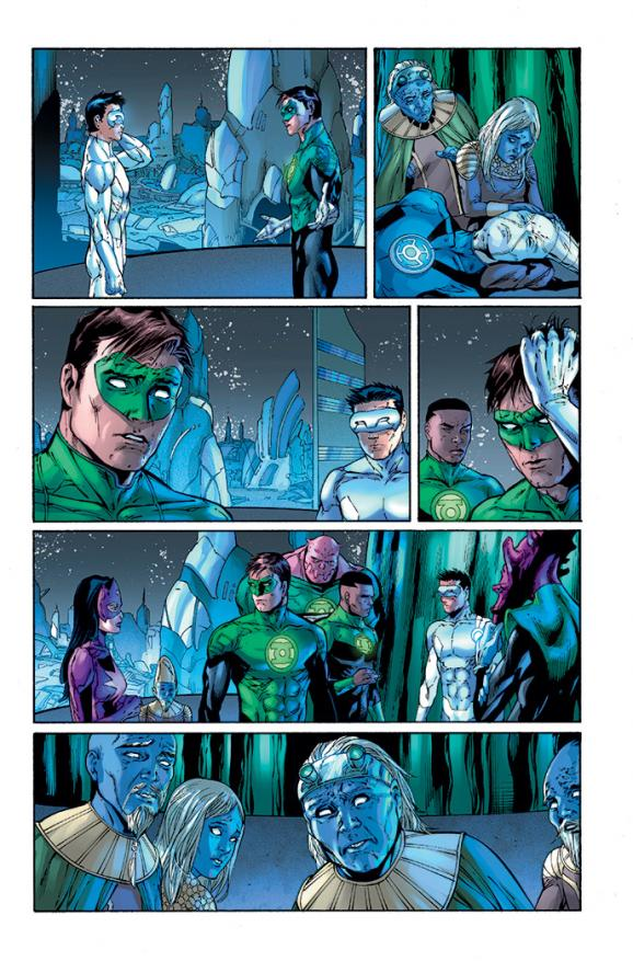 Green Lantern Lights Out3