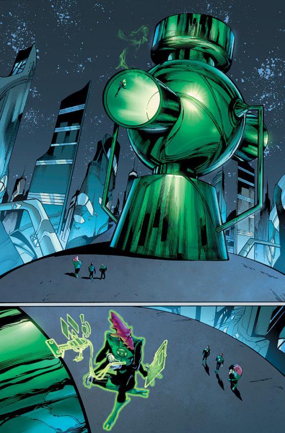 Green Lantern Lights Out1