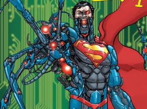 Action Comics #23.1 Cover Art
