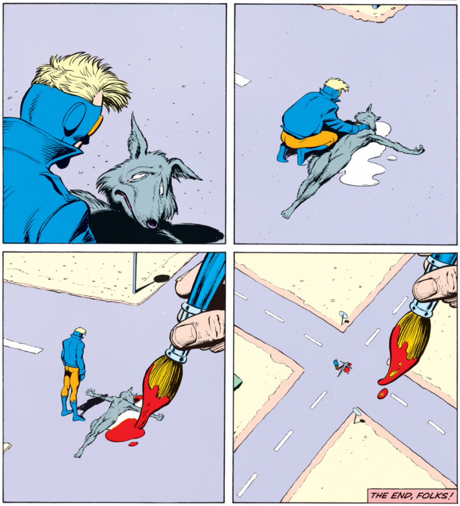 Animal Man #5 - Second Picture