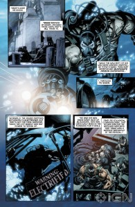 Forever Evil: Arkham War #1