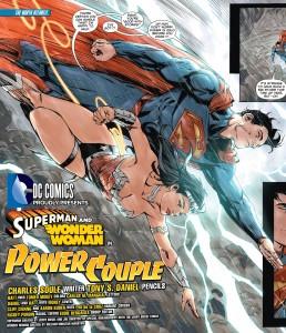 Superman-Wonder Woman (2013-) 001-003