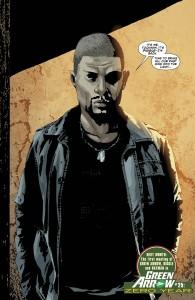Diggle, Green Arrow