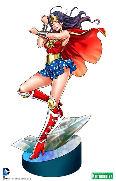 Armored-Wonder-Woman-Bishoujo