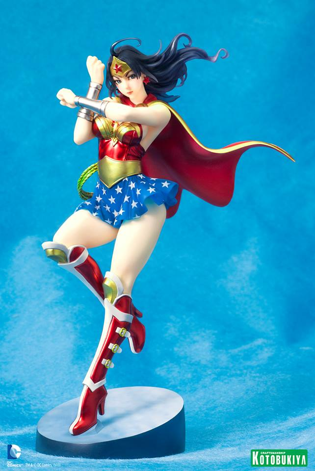 Armored-Wonder-Woman-Bishoujo-Statue-1